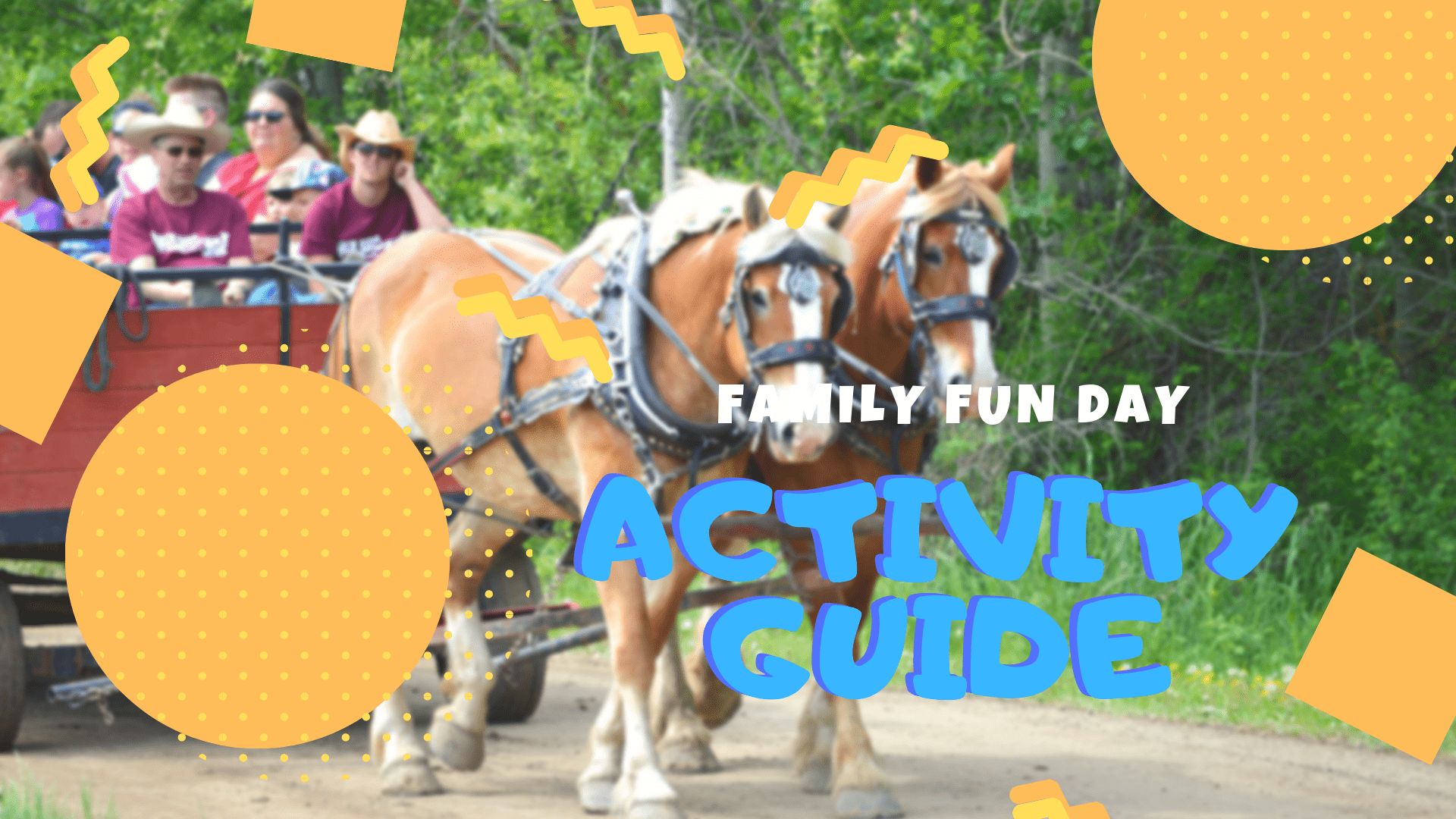 Header Image for Activity Guide for Family Fun Day