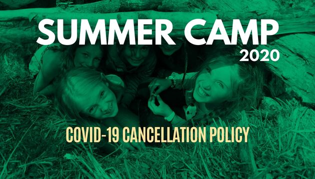 Summer 2020 Covid19 Cancellation Policy