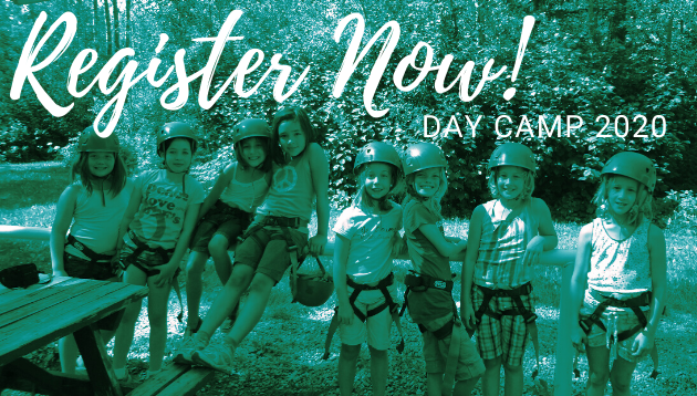 Day Camp 2020 Register Now
