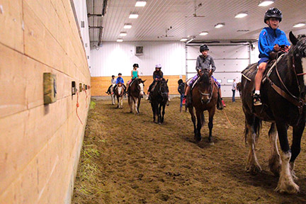 General - Activities - Indoor Arena